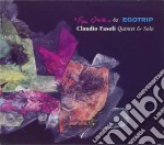 For once/egotrip - cd musicale di Claudio fasoli quintet & solo