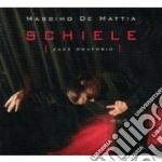 Schiele cd musicale di Massimo de mattia