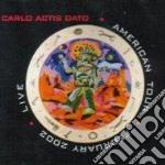 American tour cd musicale di Carlo actis dato