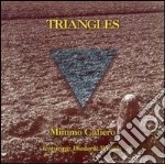 Triangles - cd musicale di Cafiero Mimmo