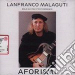 Aforismi - cd musicale di Lanfranco Malaguti