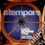 Atempore - cd musicale di Luca bonvini trio
