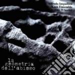La geometria dell'abisso - cd musicale di A.impulliti kaos ensemble