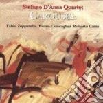 Stefano D'anna Quartet - Carousel cd musicale di Stafano d'anna quartet