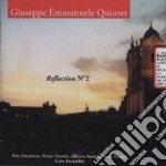 Reflection n�2 - cd musicale di Giuseppe emanuele quintete