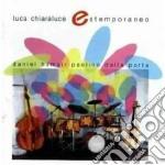 Estemporaneo - humair daniel cd musicale di L.chiaraluce/d.humair/p.della