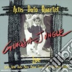 Carlo Actis Dato Quartet - Ginosa Jungle cd musicale di Actis dato quartet