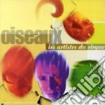 Oiseaux - cd musicale di Les artistes du cinque