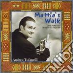 MATTIA'S WALK cd musicale di TOFANELLI ANDREA