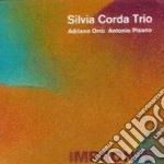 Impronte - cd musicale di Silvia corda trio