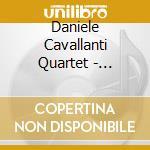 Daniele Cavallanti Quartet - Holystone cd musicale di Daniele cavallanti quartet