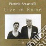 Live in rome - gaslini giorgio cd musicale di Scascitelli Patrizia