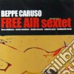 Free air sextet cd musicale di Caruso Beppe