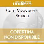 Smada cd musicale di Vivavoce Coro