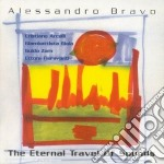 Eternal travel of sounds cd musicale di Bravo Alessandro