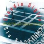 Blu kontrast cd musicale di Giglio Claudio