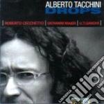 Drops cd musicale di Tacchini Alberto