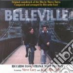 Belleville (ost) - lacy steve salis antonello o.s.t. cd musicale di Riccardo fassi & strange noise