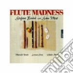 Sam Most & Stefano Benini - Flute Madness cd musicale di Sam most & stefano benini