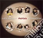 Lello Molinari - Multiple Personalities cd musicale di Molinari Lello
