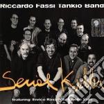 Riccardo Fassi Tankio Band - Serial Killer cd musicale