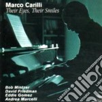 Their eyes, their smiles cd musicale di Marco carilli quinte
