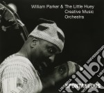 William Parker & The Little Huey Creative Music Orchestra - Spontaneous cd musicale di William parker & lit