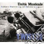 TWISTER cd musicale di UNITA' MUSICALE