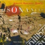 Resonances cd musicale di Augusto mancinelli q