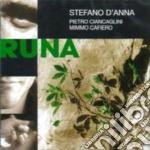 Stefano D'anna - Runa cd musicale di D'anna Stefano