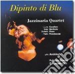 Dipinto di blu cd musicale di Quartet Jazzinaria