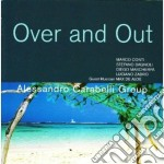Over and out cd musicale di Alessandro Carabelli