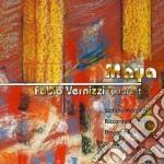 Maya cd musicale di Fabio vernizzi quart