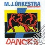 Dances cd musicale di M.j.urkestra