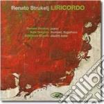 Liricordo cd musicale di Strukelj Renato