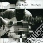 Alone again cd musicale di Maurizio Brunod