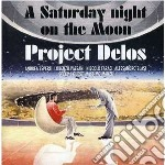 A saturday night on moon cd musicale di Delos Project