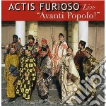 Carlo Actis Dato Furioso - Live Avanti Popolo! cd musicale di Furioso Actis