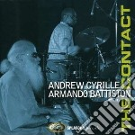 The contact cd musicale di Cyrille/arman Andrew
