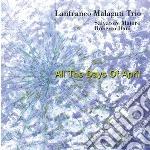 All the days of april cd musicale di Lanfranco malaguti t