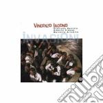 Invasioni cd musicale di Iacono Vincenzo