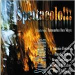Spettacolo!!! cd musicale di Scie chimiche feat.a