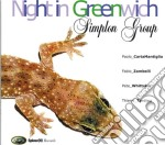 Night in greenwich cd musicale di Group Simplon