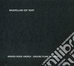 Baudrillard cd musicale di Andrea Rossi