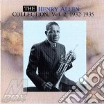 Collection vol.2 1932-35 cd musicale di Henry