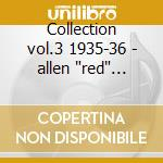 Collection vol.3 1935-36 - allen