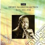 Henry Allen - Collection Vol 6 1941-46 cd musicale di The henry red allen collection