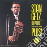 Stan getz at large plus 1 cd musicale di Stan getz quartet