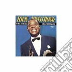 New and revisited vol.1 cd musicale di Louis Armstrong