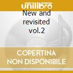 New and revisited vol.2 cd musicale di Louis Armstrong